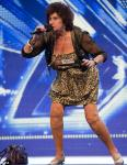 Hazel Jackson took part in X Factor