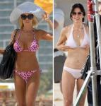 REAL Vs. FAKE- Courteney Cox & Shauna Sand
